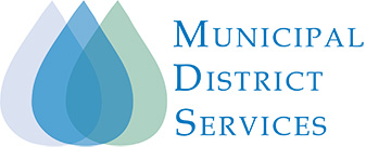 Municipal District Services Logo